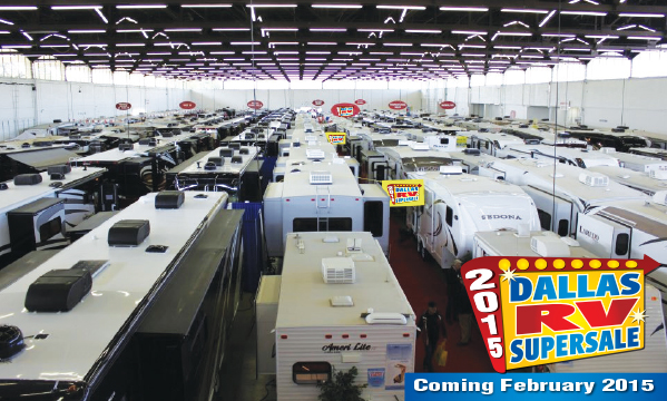 Dallas RV Supersale 2014