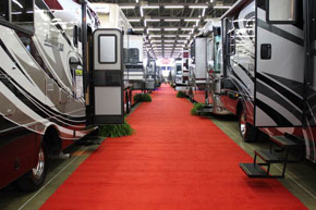 RV Dealers at Dallas RV Super Sale